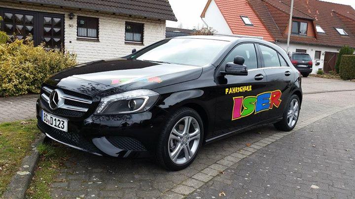 Fahrschule Dirk Iser Braunschweig Mercedes A-Klasse